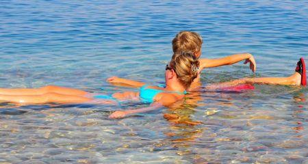 Мертвое море – живая вода