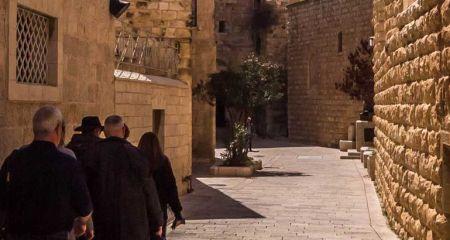 Иерусалим, Эйн- Карем (место встречи Девы Марии и Елизаветы, место рождения Иоанна Крестителя)