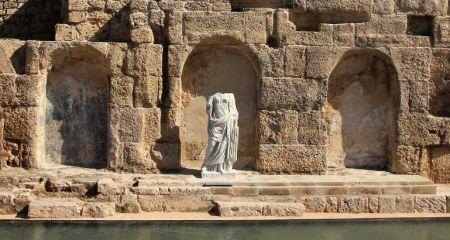 Кейсария, Хайфа, Акко – города средиземноморского побережья